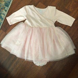 Leotard dress